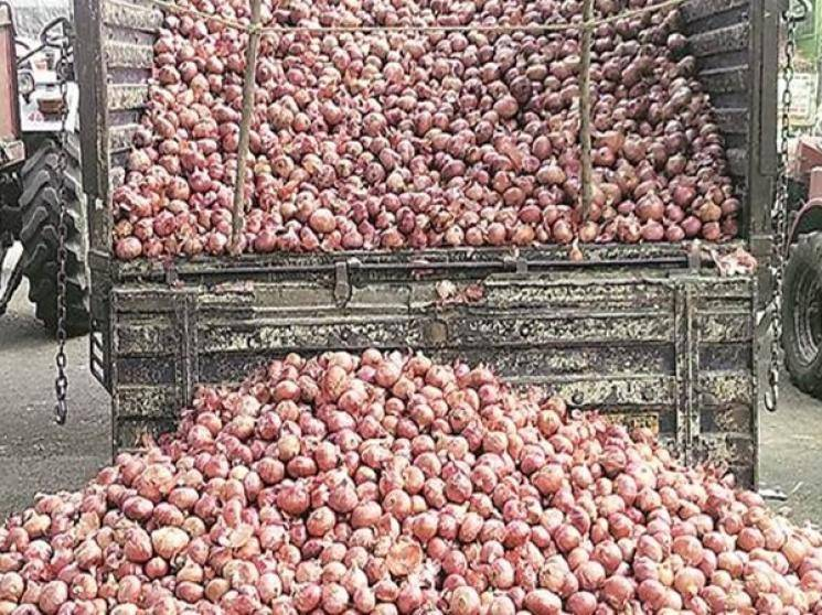 Man spends over 2 lakh rupees to become onion trader to travel during lockdown