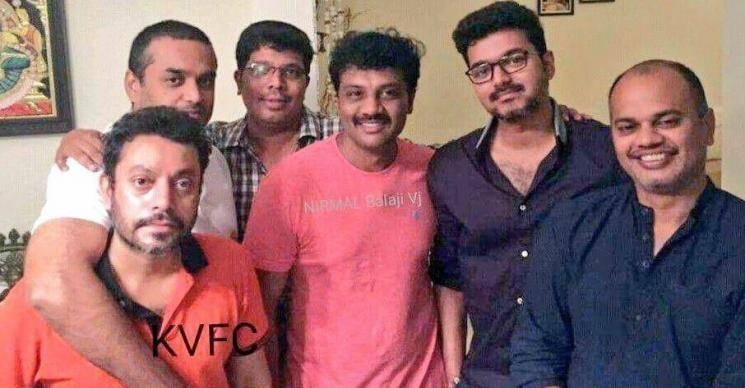 Vijay And Friends