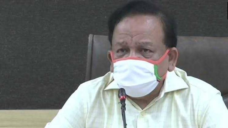 No coronavirus fresh case in 80 Indian districts in seven days Harsh Vardhan