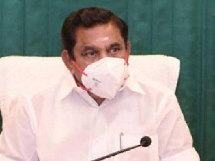 TN CM Edappadi Palanisamy issues strict steps for COVID control