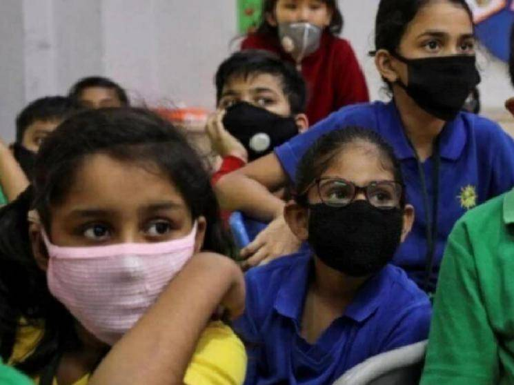 Shocking Children increasingly affected by COVID in Tamil Nadu