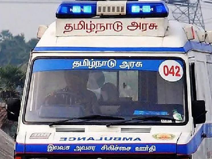 TN ambulance driver who drove people to Tripura tests COVID positive