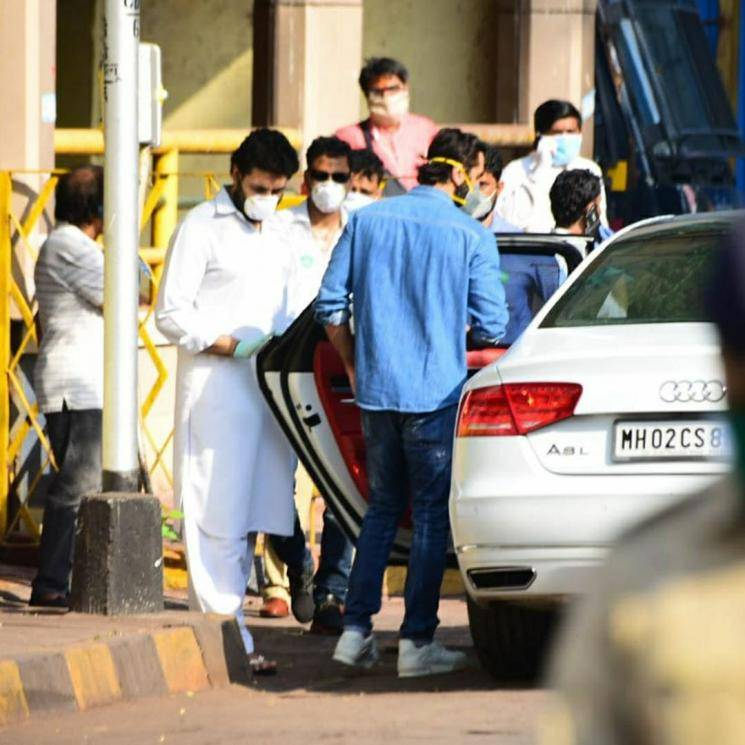 Rishi Kapoor cremated in wife Neetu Kapoor presence Ranbir Kapoor