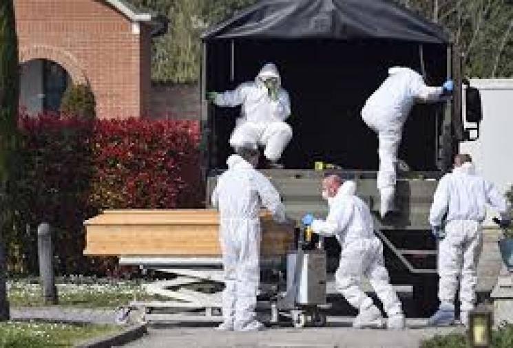 coronavirus death toll 33.4 lakh worldwide