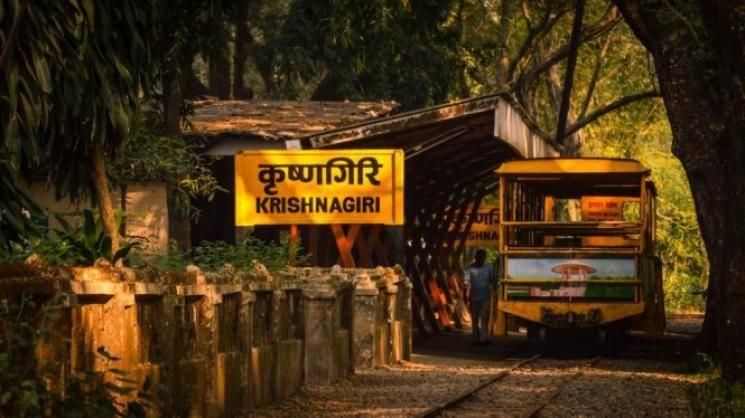 Coronavirus Tamil Nadu Krishnagiri district first positive case