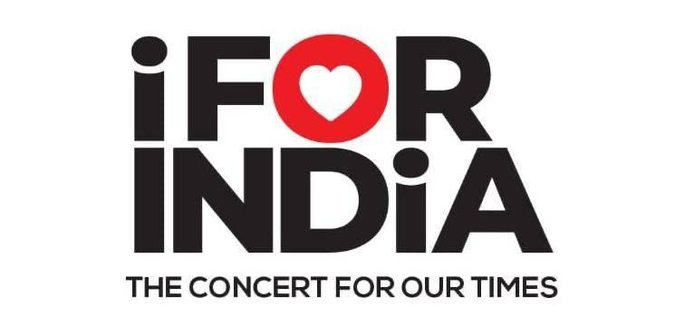 i for india corona concert