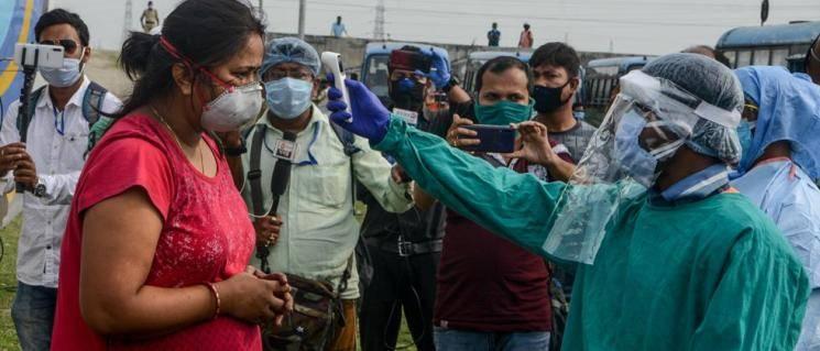 Coronavirus Tamil Nadu May 2 report 231 new cases lockdown