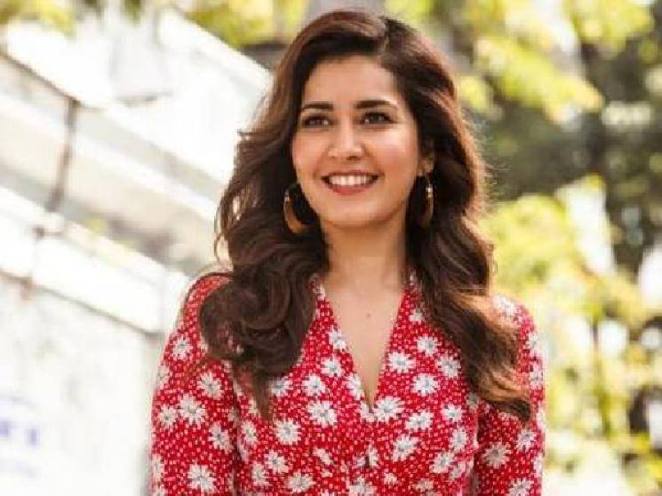 Raashi Khanna is heroine for Suriya Hari Aruvaa Studio Green D Imman