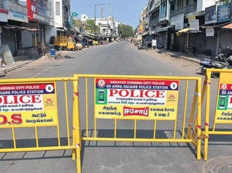 1 street in Chennai Triplicane reports 42 COVID cases in 4 days