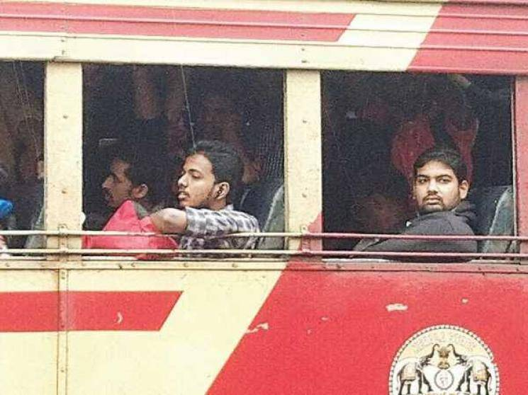 Karnataka free intra state transport for migrant workers