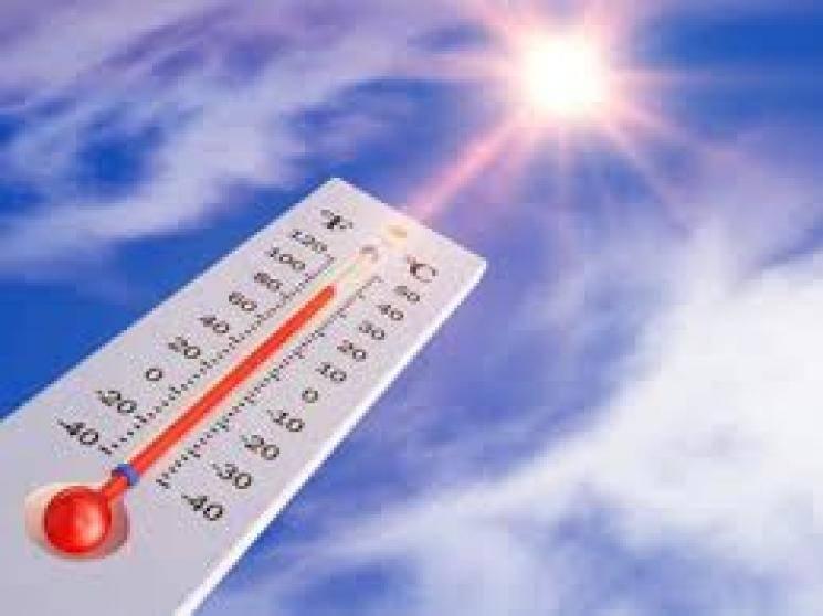 Tamil Nadu heat wave 2020 begins