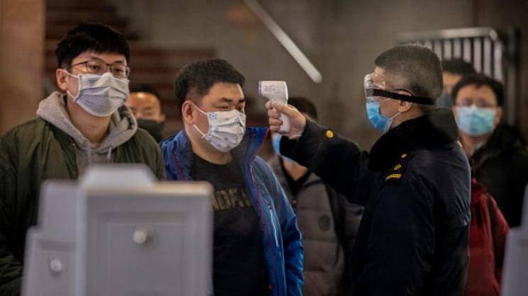 Coronavirus rebound warning issued by top Chinese health official