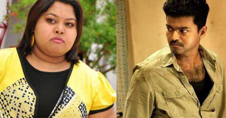 Bigg Boss Harathi's slipper shot reply to an indecent fan