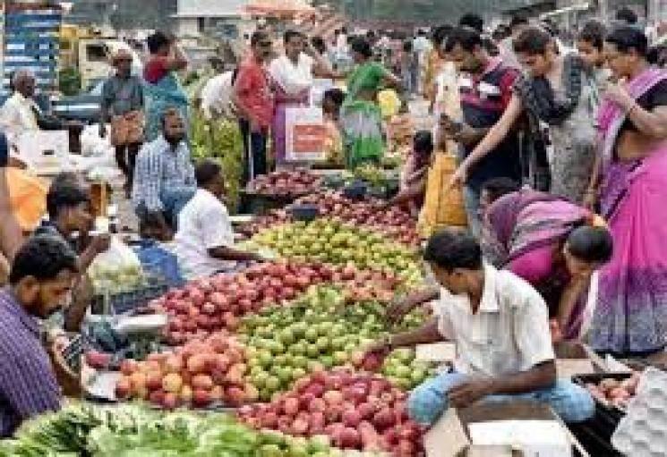 Chennai Koyambedu Market close from today