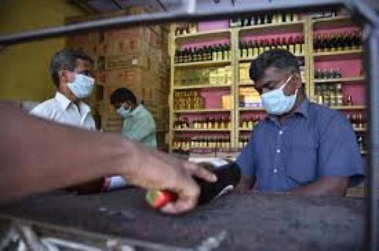 Allow Tasmac to open in Tamil Nadu