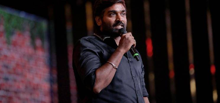 Vijay Sethupathi unhappy with the hunger crisis situation due to Corona and lockdown!