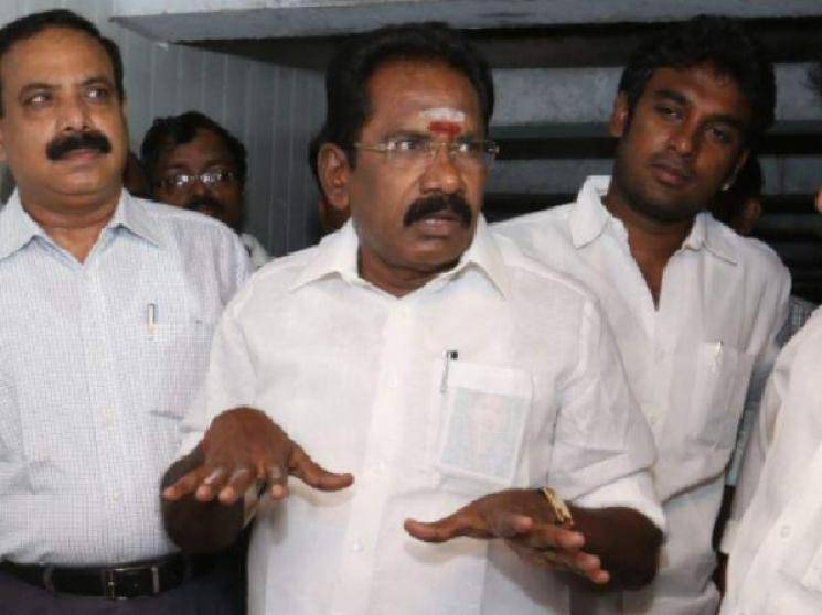 Minister Sellur Raju: Decision to reopen TASMAC wine shops was made to stop illicit arrack sales!