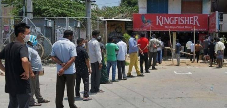 Venkat Prabhu About Reopening Of Wine Shops