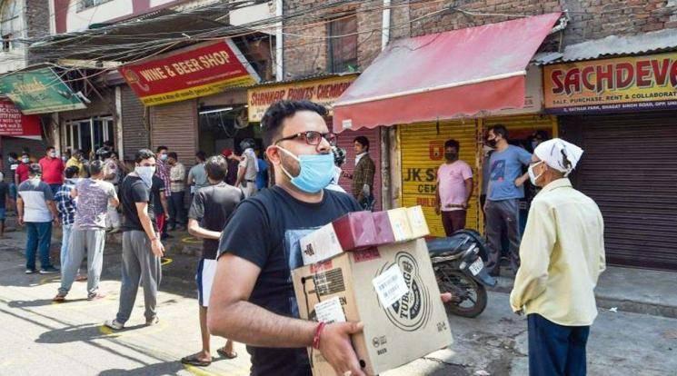 Coronavirus lockdown | Liquor home delivery launched in Chhattisgarh