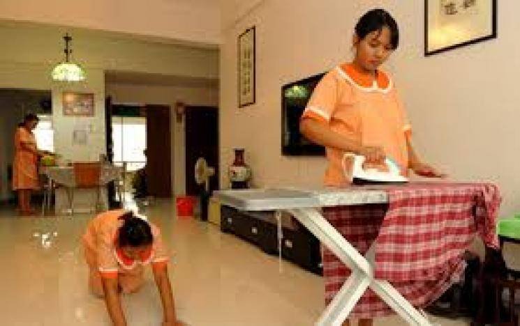 Household Workers are not allowed to work