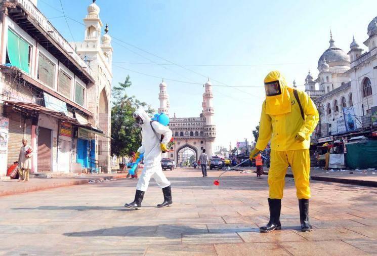Coronavirus lockdown in Telangana extended till May 29