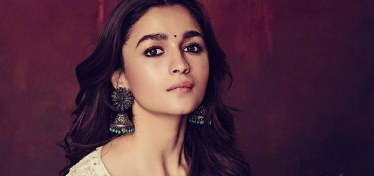 Rajamouli reveals the reason behind choosing Alia Bhatt for RRR!