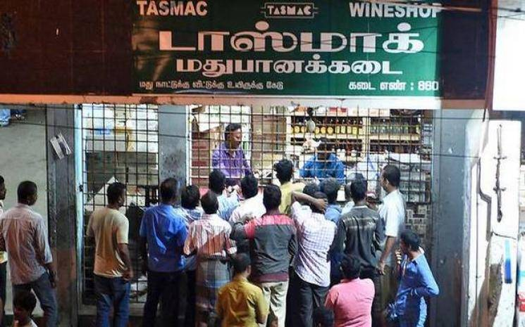 Lockdown social distancing | TASMAC's new timings for each age group to buy liquor