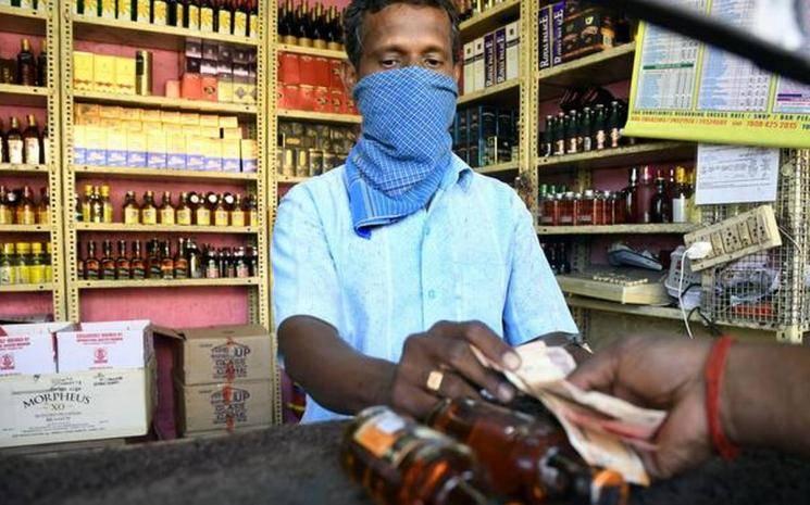 Lockdown   Liquor door delivery not possible: TN govt to High Court