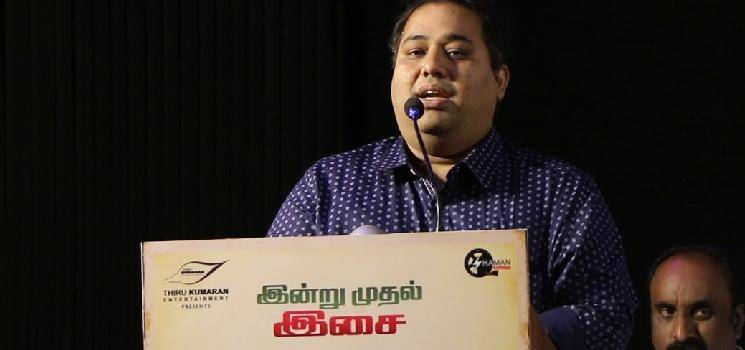 Producer CV Kumar thoughts about post Lockdown Cinema industry - check out!