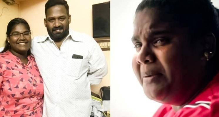 Indraja Shankars Imitates Comedy Scene In Tiktok