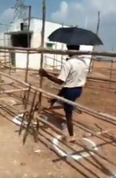 Tirupur Man rehersal in tasmac shop