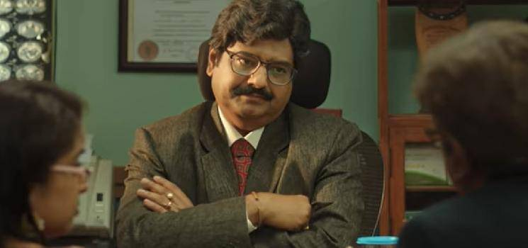 Comedian Vivekh shares a deleted scene from Sivaji: The Boss | makes a comeback on Twitter