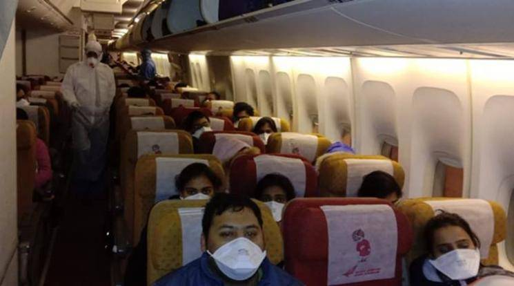 Coronavirus | Priority for pregnant women and students on non-scheduled flights to India