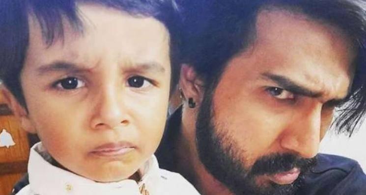 Vishnu Vishal About Meeting His Son Aryan