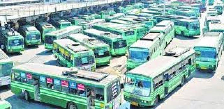 50 percent of buses will operate in Tamil Nadu