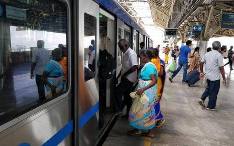 Coronavirus lockdown | Chennai Metro Rail's new plans for contactless travel