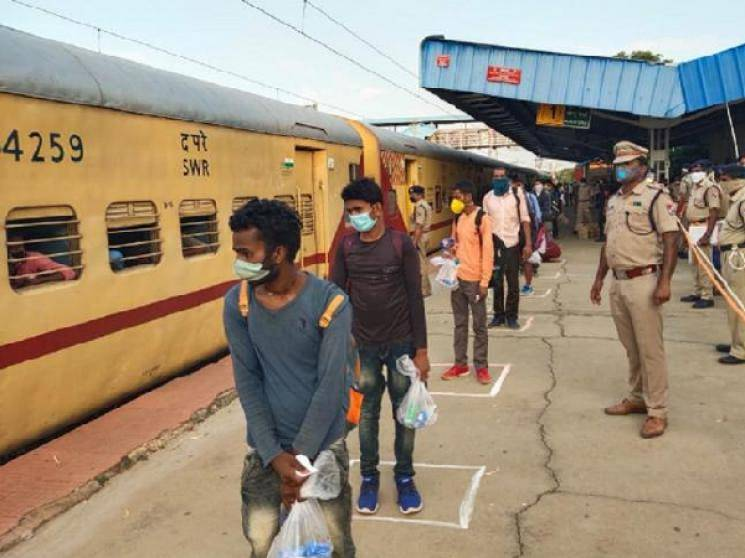 Special train from Chennai to Ranchi leaves with 1136 passengers!