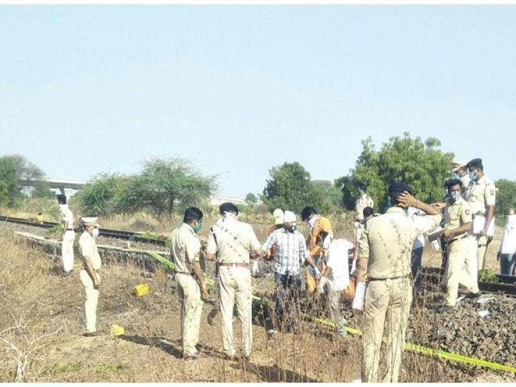 Shocking: 16 migrant workers killed by goods train in Aurangabad accident!