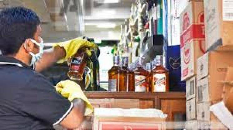 Can liquor be delivered to homes? - supreme court