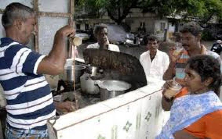 Permission to Tea Shops - TN Govt