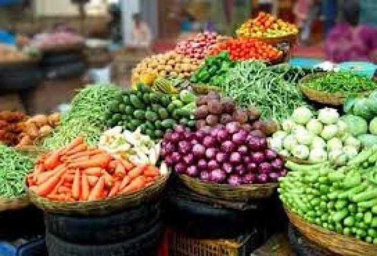 Chennai Vegetables New Price List