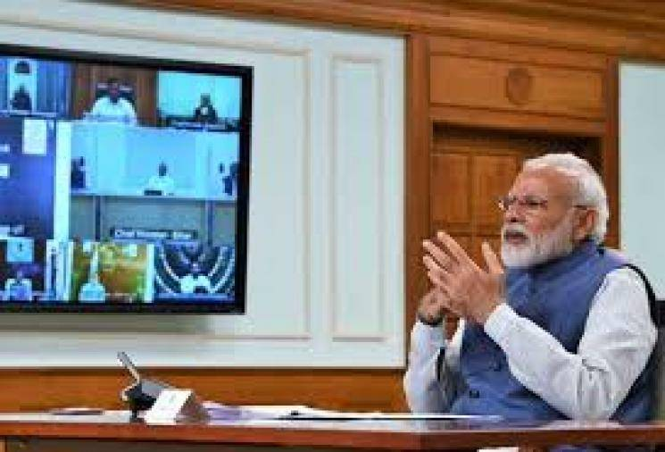 Modi to discuss lockdown with state chiefministers