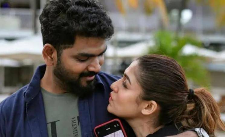 Vignesh Shivans Mothers Day Wishes For Nayanthara