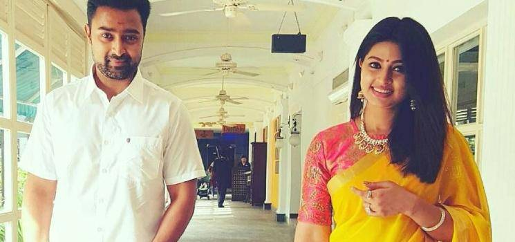 Sneha and Prasanna share love on their 8th wedding anniversary - check out these unseen pictures!