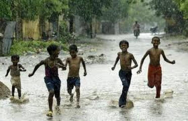 Heavy rains in Tamil Nadu
