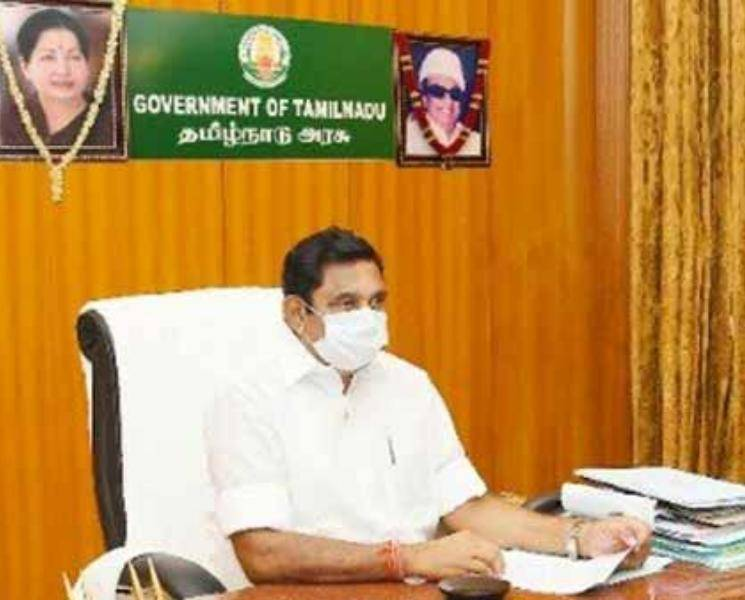 There is no food shortage in Tamil Nadu - CM