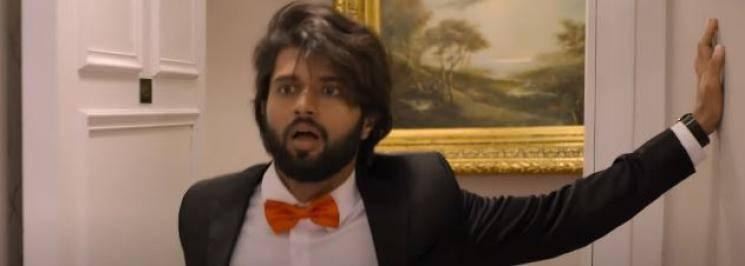 World Famous Lover New Romantic Sneak Peek Video | Vijay Deverakonda, Izabelle Leite