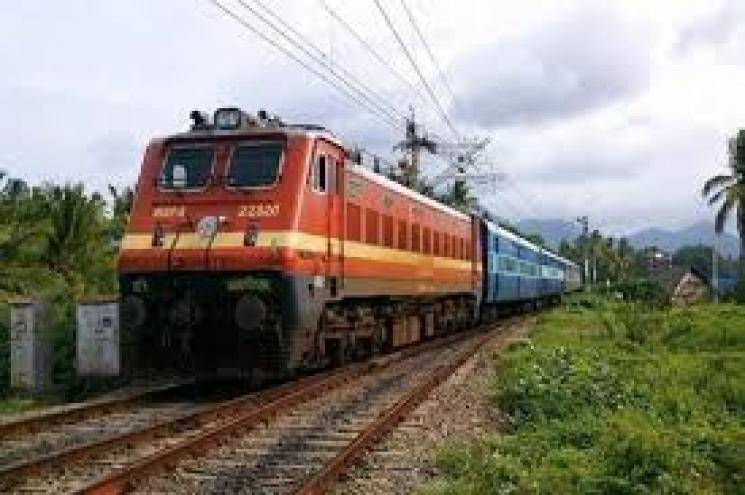Trains coming to Tamil Nadu will run only on 14th and 16th