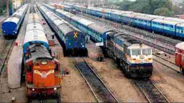 Passenger train service canceled until June 30