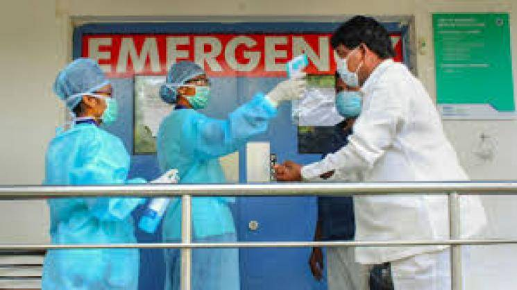 spread of 5 pandemics from China in 20 years
